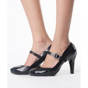 United Nude Lo Res Pump. Black. US 6.5